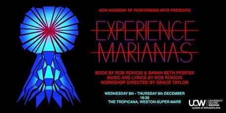 Experience Marianas tickets