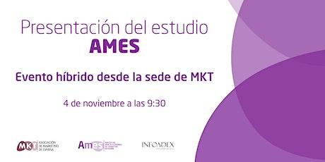 Presentación del estudio AMES entradas