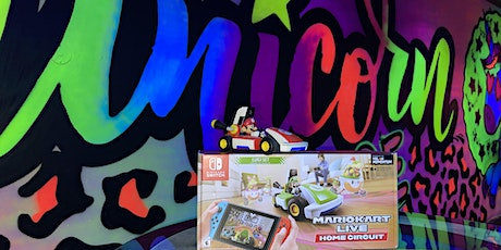Drunk Driving Mario Kart LIVE Remote Control Car Edition @ The Nerd tickets