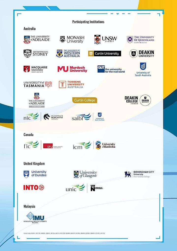 Virtual Overseas Education Fair November 2021 image