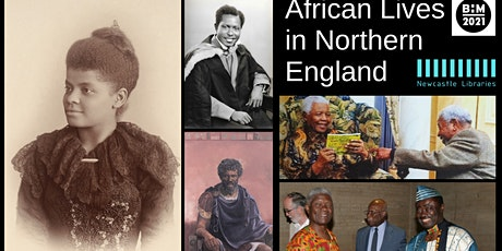 African Lives in Northern England Talk tickets
