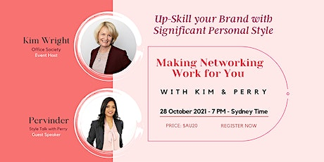 Upskill Your Brand with Significant Personal Style tickets