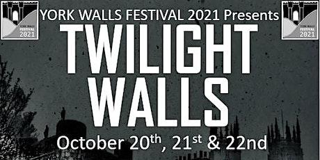 York Walls Festival Extra: Twilight Walls - 'Bat Experience' Sessions tickets