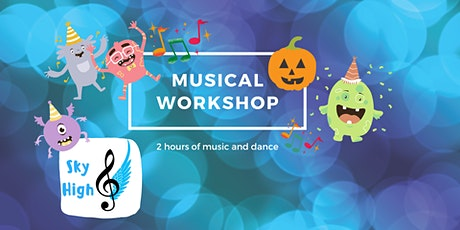 Musical Workshop - Morning tickets