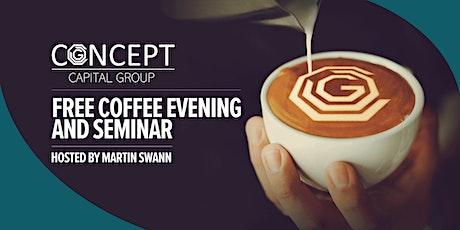 Buy-To-Let Investors - Free Coffee Seminar tickets