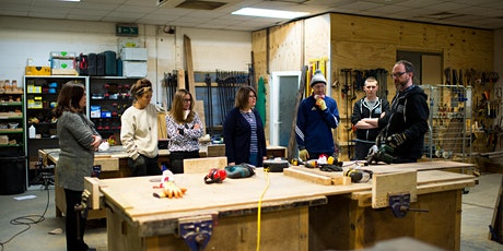 Introduction to Power Tools Workshop tickets