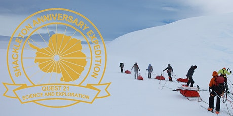 Antarctic Quest 21 - Launch Party tickets