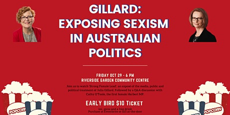 Gillard: Exposing Sexism in Australian Politics tickets