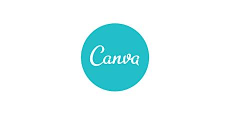 Atelier CANVA billets