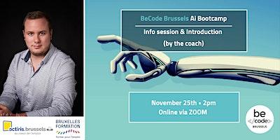 BeCode Brussels – Ai Presentation