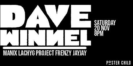 Dave Winnel tickets