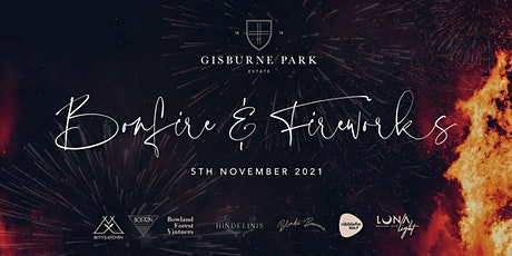 Gisburne Park Bonfire & Fireworks tickets