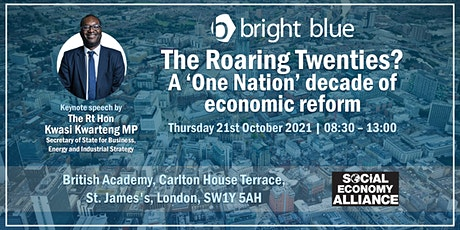 The Roaring Twenties? A 'One Nation' decade of economic reform tickets
