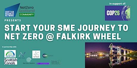 Start Your SME Journey to Net Zero @ Falkirk Wheel tickets