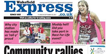 Wakefield Express First Class New Starter's Edition tickets