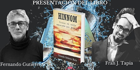 Presentación libro  Hinnom de Fernando Gutiérrez  | Novedad Literaria 2021 entradas