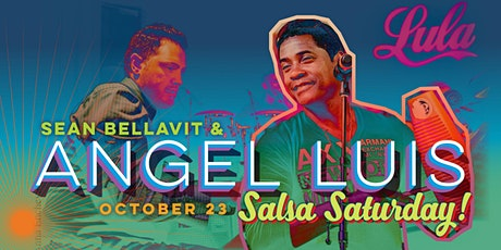 Salsa Saturday:  Sean Bellaviti  w/ special guest Angel Luis tickets