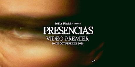 PRESENCIAS VIDEO PREMIER entradas
