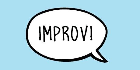 TBC HK Presents Improv Comedy! tickets