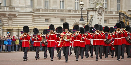 Changing of the Guard Walking Tour in London tickets