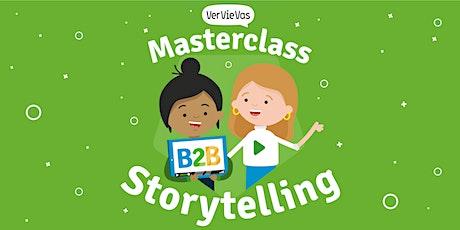 VerVieVas Storytelling Masterclass Tickets