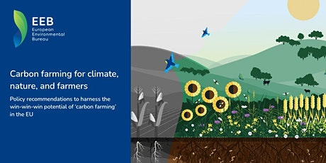 Carbon farming: hot air or system change? tickets