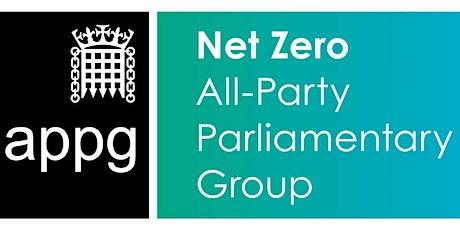 Net Zero Report Launch & Parliamentary Reception tickets