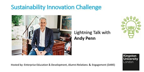 Sustainability Lightning Talk with Andy Penn from Telstra tickets
