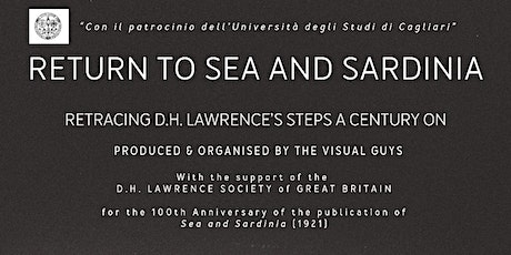 Return to Sea and Sardinia - Conference and Film Documentary Premiere Day 1 tickets