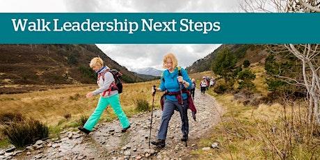 Walk Leadership Next Steps - Huntly, Aberdeenshire tickets