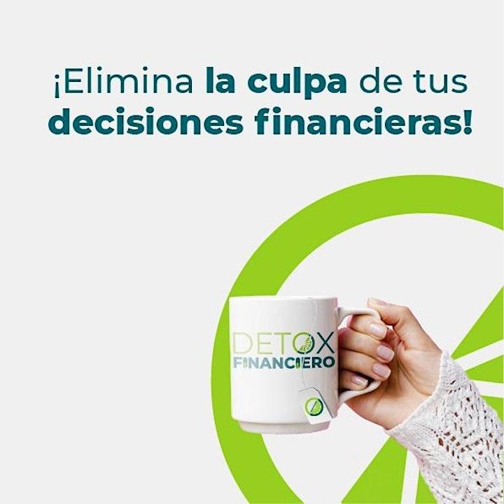 Imagen de DETOX FINANCIERO - Elimina la culpa de tus decisiones financieras en 7 días
