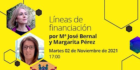 Líneas de Financiación entradas