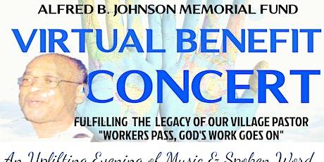 ABJ Memorial Fundraising Concert tickets