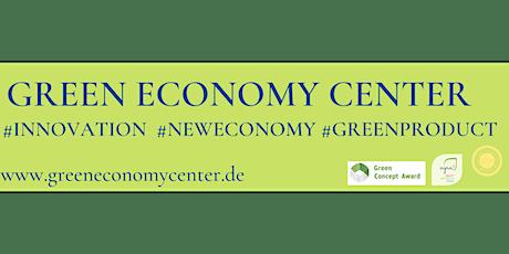 Nachhaltiges Produktmanagement #greeneconomycenter Tickets