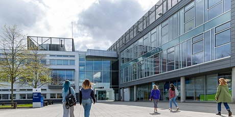 QMU UG Open Day - Business Management options, 1.00pm-2.30pm tickets