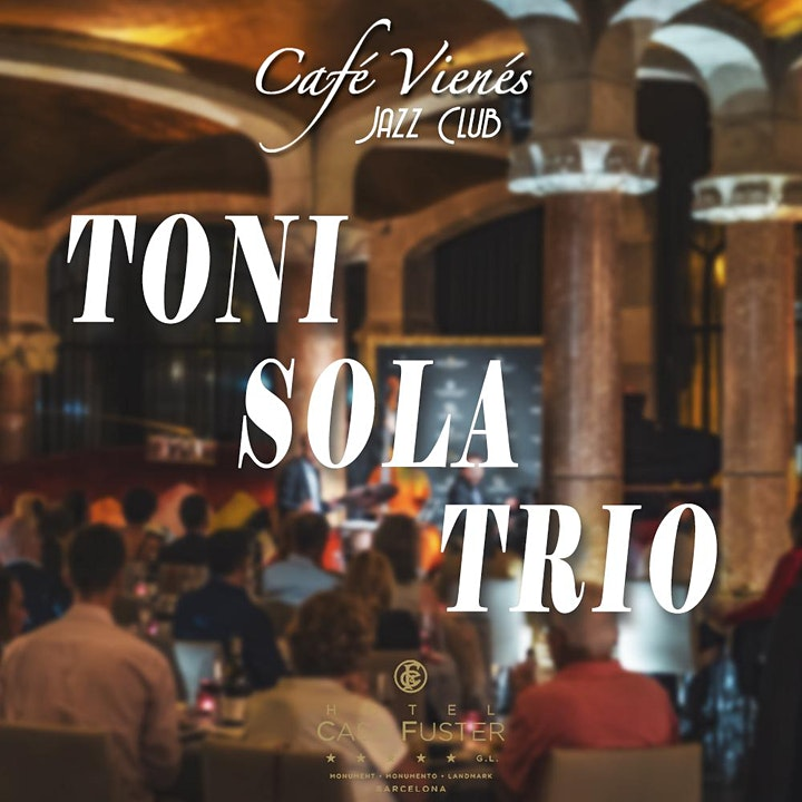 Imagen de Jazz en directo: TONI SOLA TRIO