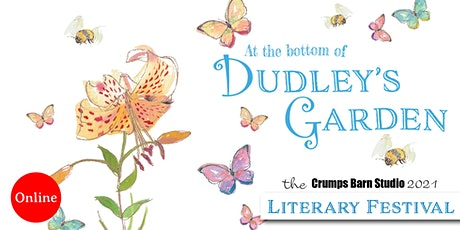 Wildflowers and bees: a children's story with Dinah Mason Eagers tickets