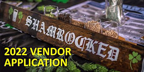 Quad State Beer Fest: ShamRocked! 2022 Vendor APPLICATION Hagerstown, MD tickets