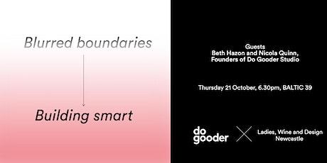 Blurred boundaries > Building smart tickets