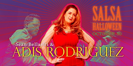 Salsa Hallowe'en  with  Sean Bellaviti and special guest Adis Rodriguez tickets