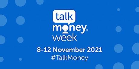 RACA Talk Money Week 2021 event tickets