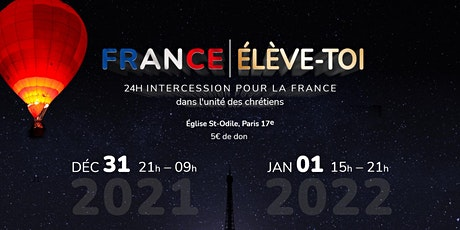 France Élève-toi billets