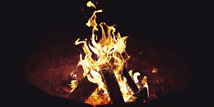 Community Campfire Gathering image