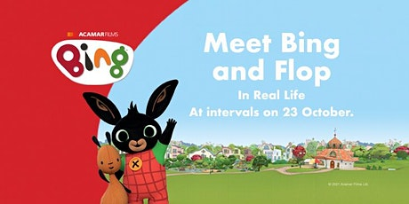 Meet Bing & Flop at The Whitgift tickets