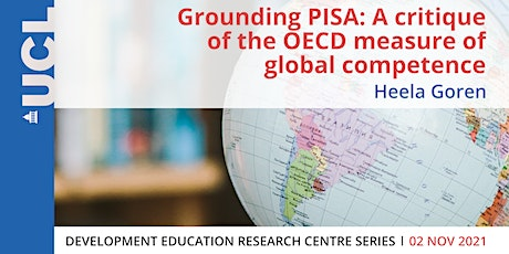 Grounding PISA: A critique of the OECD measure of global competence tickets