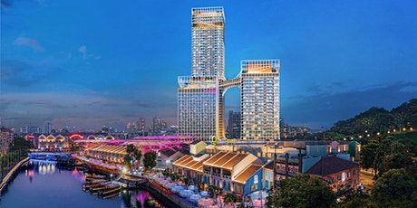 CANNINGHILL PIERS - Integrated Development in the Heart of Clarke Quay tickets