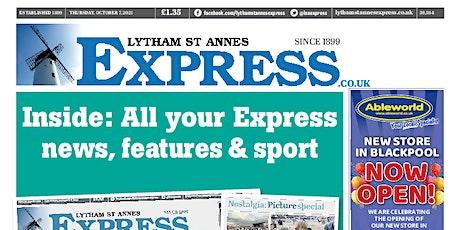 Lytham St Anne's Express First Class New Starter's Edition tickets