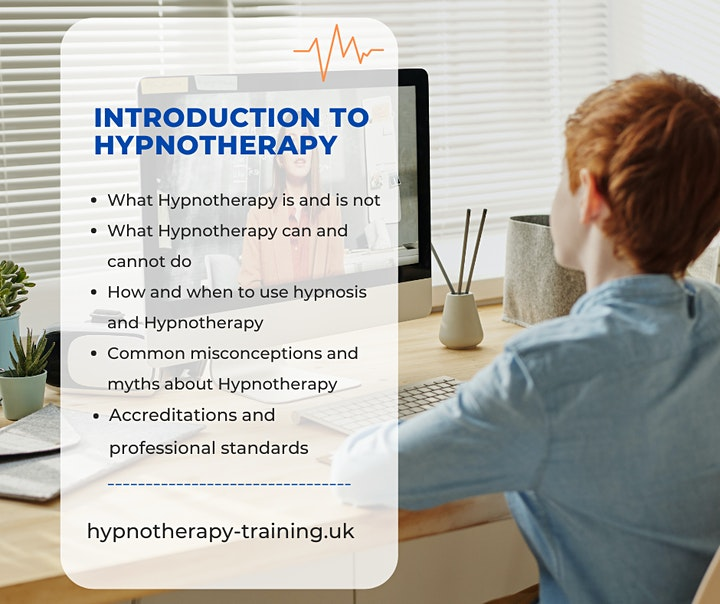 Introduction to Hypnotherapy image
