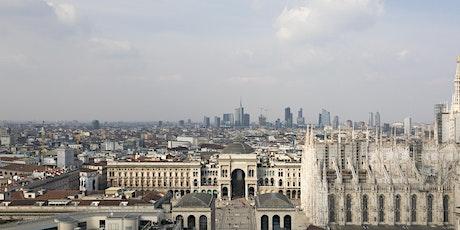 Milano Verticale: il libro biglietti