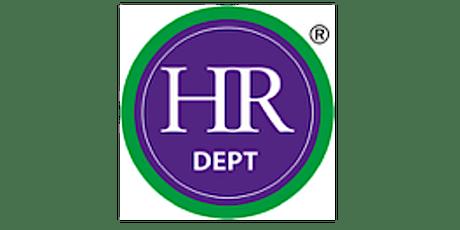FREE WEBINAR - HR Essentials - 3 November 2021 tickets